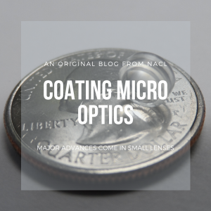 Coating Micro Optics