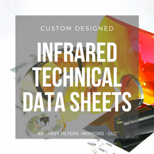 Technical Data Sheets link for Infrared Coatings