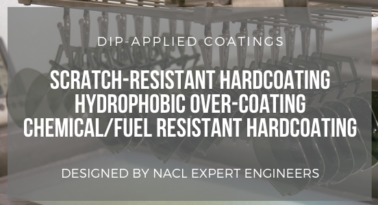 Dip-Applied Coating Infographic