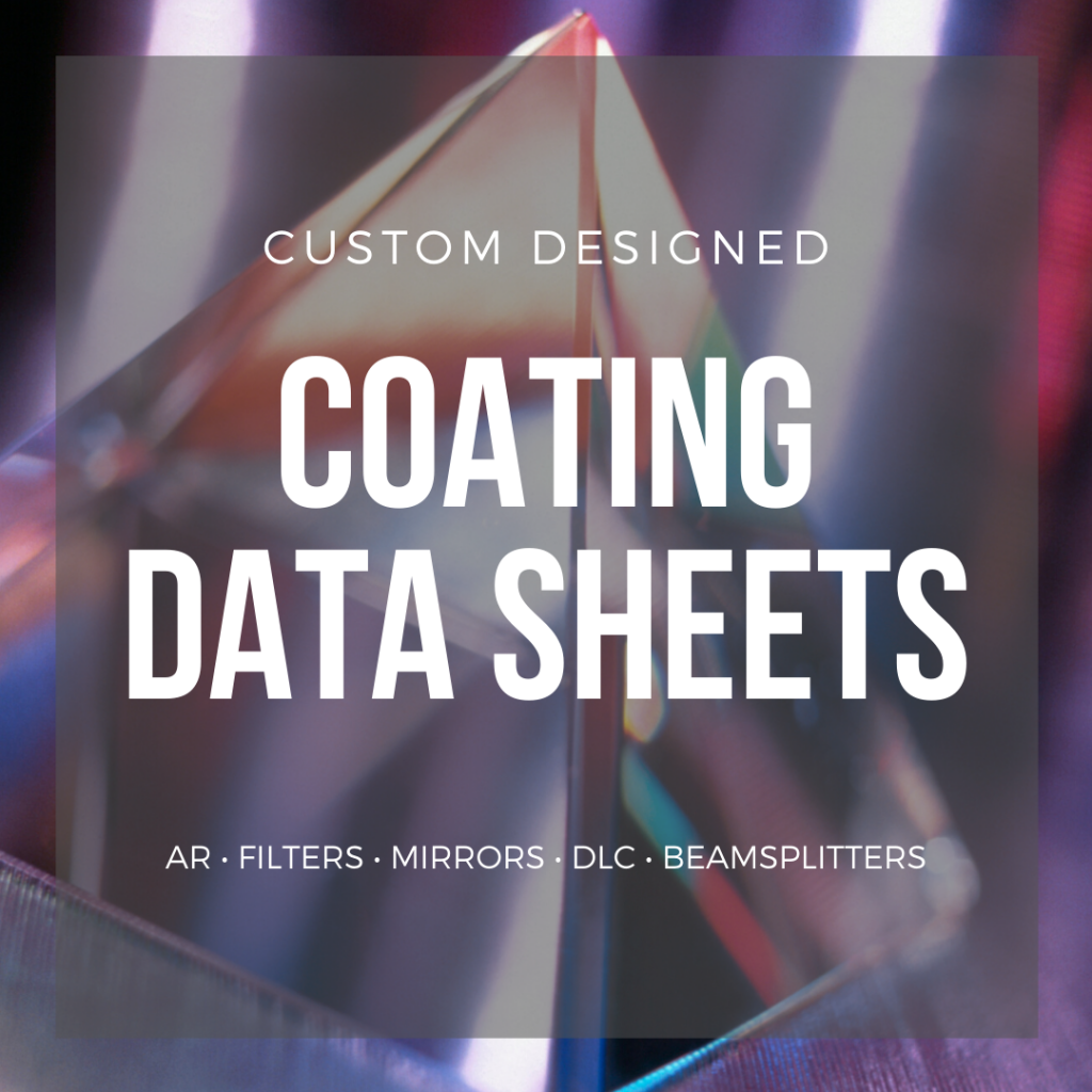 NACL coating data sheets for vacuum applied coatings