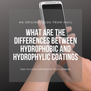 differences between hydrophobic and hydrophillic coatings article