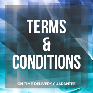 terms and conditions for guaranteed delivery for North American Coating Laboratories