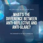 anti reflective anti glare blog