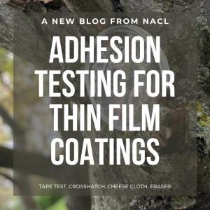 Adhesion Testing